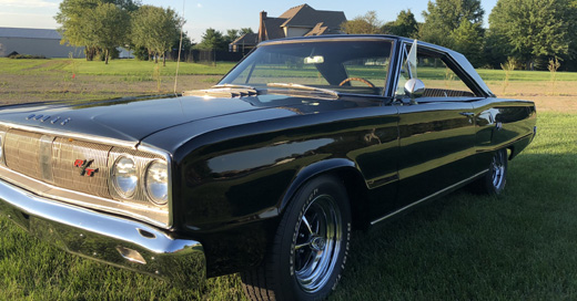 About Your 1967 Dodge Coronet R/T By Jay Williamson