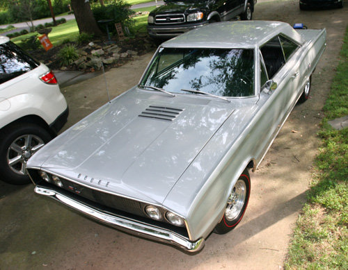 1967 Dodge Coronet R/T By Ron Clemmer - Image 1