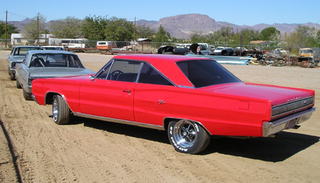 1967 Dodge Coronet R/T By Dave Brown - Image 3