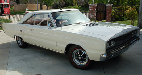 1967 Dodge Coronet R/T By Greg - Image 1