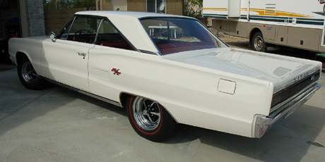 1967 Dodge Coronet R/T By Greg - Image 3