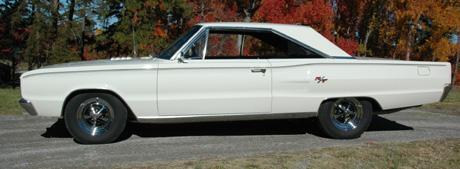 1967 Dodge Coronet R/T By Jim Gauldin - Image 2