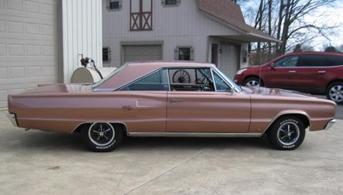 1967 Dodge Coronet R/T By Mark DiRosa - Image 1