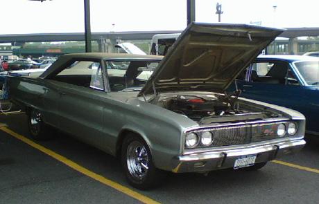 1967 Dodge Coronet R/T By Michael Dunbar