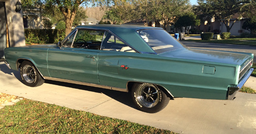 1967 Dodge Coronet R/T By Geoff Eng - Image 1