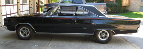 1967 Dodge Coronet R/T By Dennis Richard - Image 1
