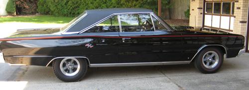 1967 Dodge Coronet R/T By Dennis Richard - Image 2