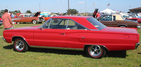 1967 Dodge Coronet R/T By Frank Brown - Image 2