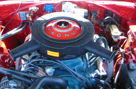 1967 Dodge Coronet R/T By Frank Brown - Image 3