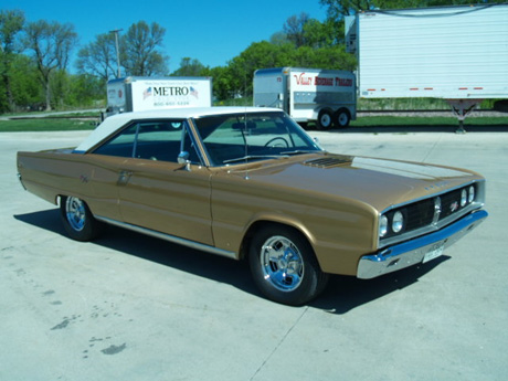 1967 Dodge Coronet R/T By Tony Frazzini - Image 2