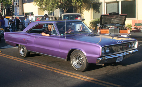1967 Dodge Coronet R/T By Veronica Lippert - Image 1