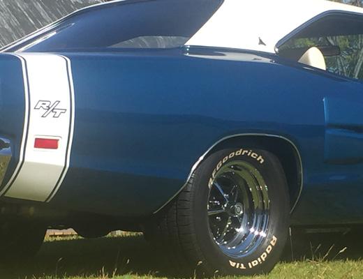 1969 Dodge Coronet R/T By Terry Allen 3