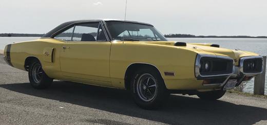 1970 Dodge Coronet R/T By James Hurt - Image 1