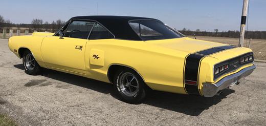 1970 Dodge Coronet R/T By James Hurt - Image 2
