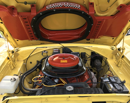 1970 Dodge Coronet R/T By James Hurt - Image 3