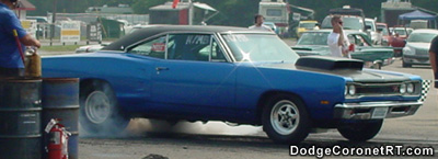 1969 Dodge Coronet R/T. Photo from 2002 Tri State Chrysler Classic - Hamilton, Ohio.