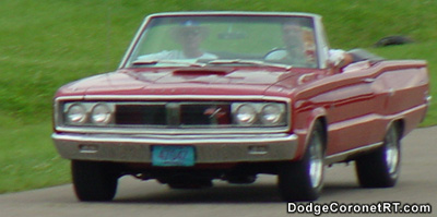 1967 Dodge Coronet R/T Convertible. Photo from 2003 Mopar Nationals - Columbus, Ohio.