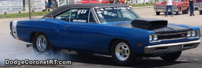 1969 Dodge Coronet R/T. Photo from 2004 Tri State Chrysler Classic - Hamilton, Ohio.