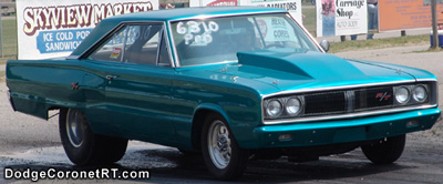1967 Dodge Coronet R/T. Photo from 2005 Tri State Chrysler Classic - Hamilton, Ohio.