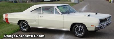1969 Dodge Coronet R/T. Photo from 2006 Mopar Nationals Classic - Columbus, Ohio.