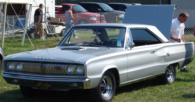 1967 Dodge Coronet R/T. Photo from 2006 Mopar Nationals Classic - Columbus, Ohio.
