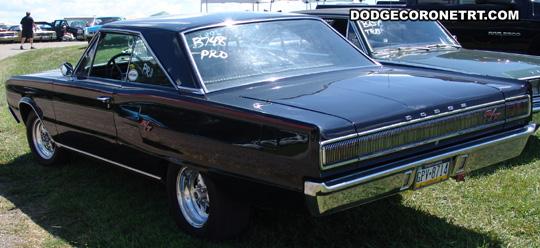 1967 Dodge Coronet R/T. Photo from 2008 Mopar Nationals Classic – Columbus, Ohio.