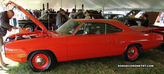 1970 Dodge Coronet R/T. Photo from 2012 Mopar Nationals Classic – Columbus, Ohio.