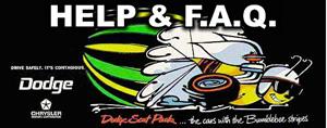 Dodge Scat Pack Logo.