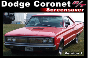 Dodge Coronet R/T Screensaver 1.0