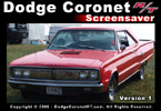 Dodge Coronet R/T Screensaver 1