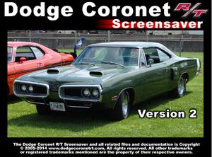 Dodge Coronet R/T Screensaver 2.0