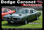 Dodge Coronet R/T Screensaver 2
