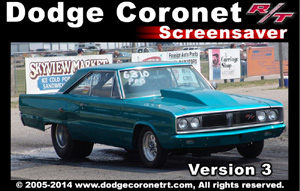 Dodge Coronet R/T Screensaver 3.0